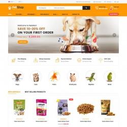 Sj PetShop Joomla Template