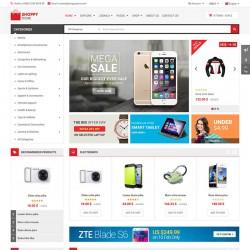 SJ ShoppyStore Joomla Template