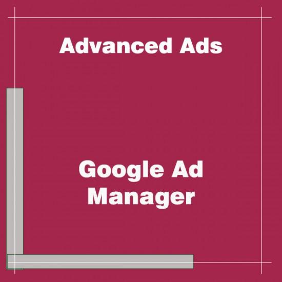 Advanced Ads Google Ad Manager Integration