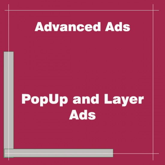 Advanced Ads PopUp and Layer Ads