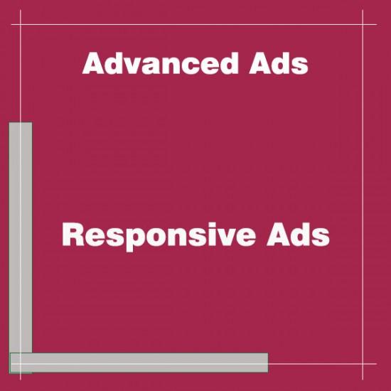 Advanced Ads Responsive Ads