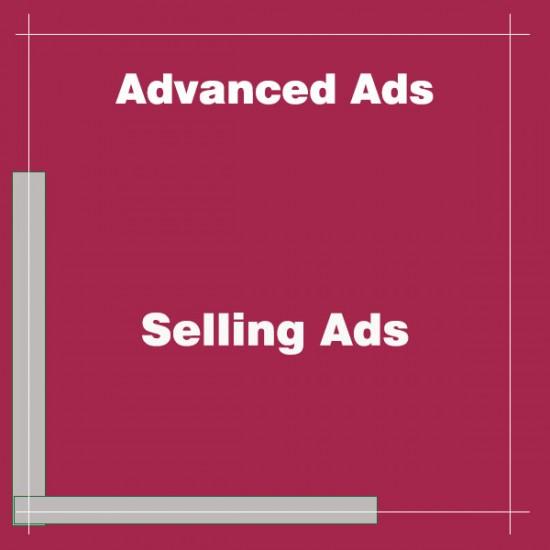 Advanced Ads Selling Ads