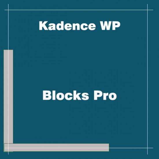 Kadence Blocks Pro