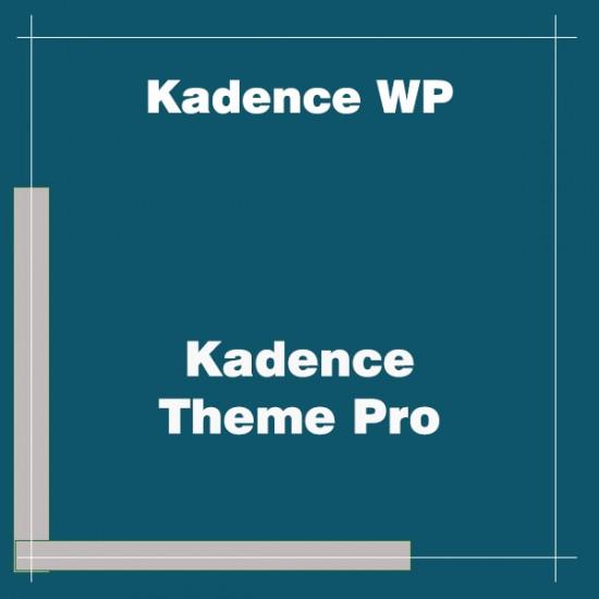 Kadence Theme Pro Addon