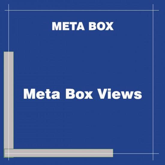 Meta Box Views