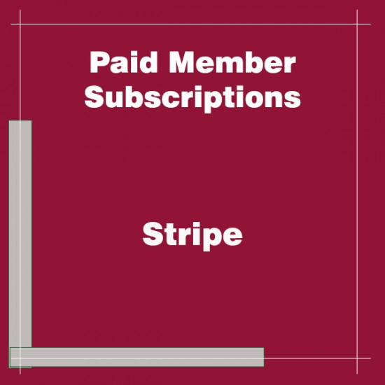 Paid Member Subscriptions Stripe Addon