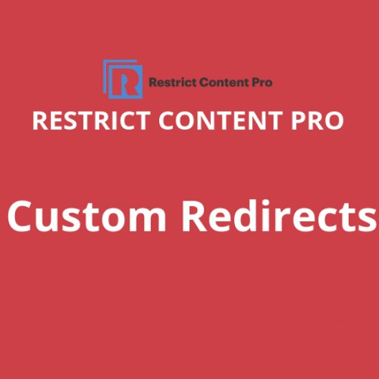 Restrict Content Pro Custom Redirects