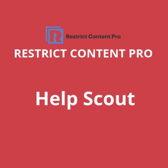 Restrict Content Pro Help Scout