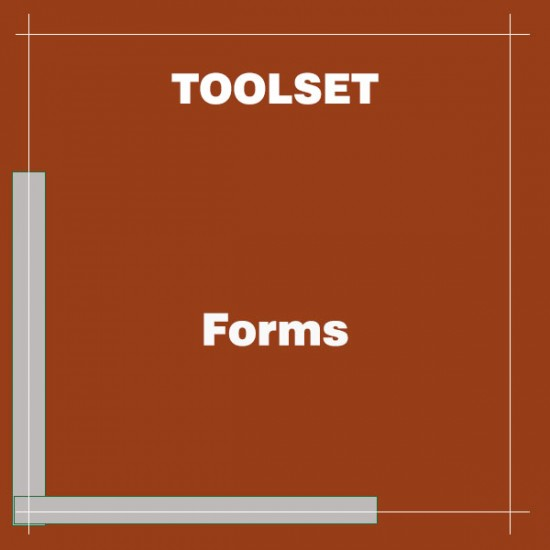 Toolset Forms