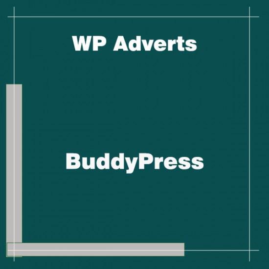 WP Adverts BuddyPress Integration