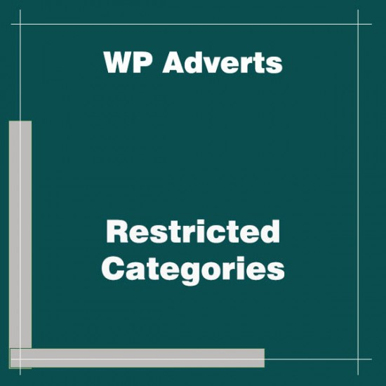 WP Adverts Restricted Categories