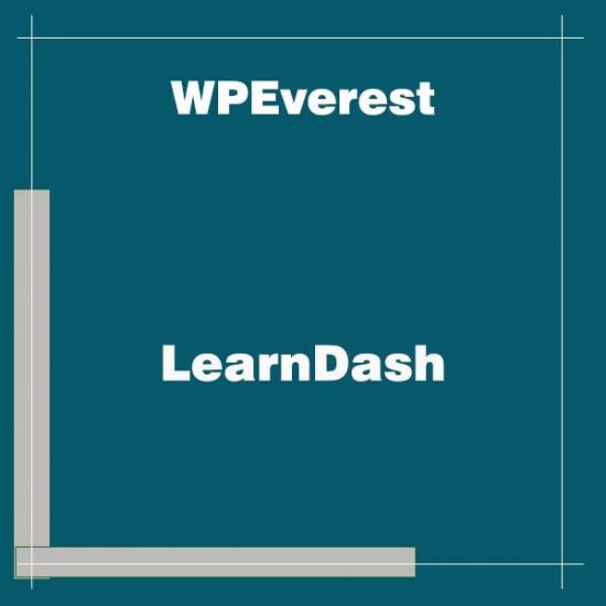 User Registration LearnDash