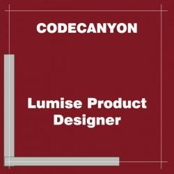 Lumise Product Designer WordPress Plugin