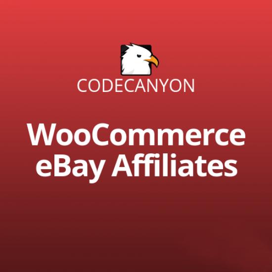 WooCommerce eBay Affiliates