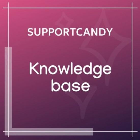 SupportCandy Knowledgebase Integration