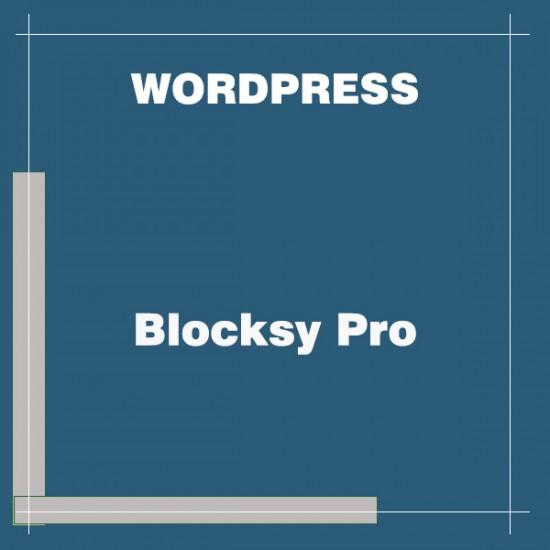 Blocksy Companion Pro