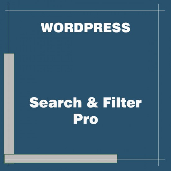 Search & Filter Pro