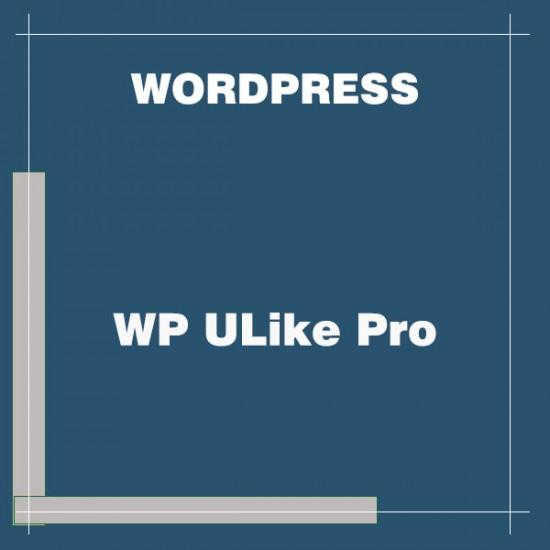 WP ULike Pro