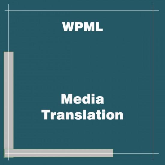 WPML Media Translation Addon