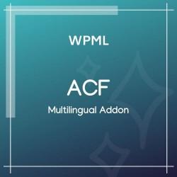 WPML Advanced Custom Fields Multilingual Addon