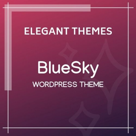BlueSky Elegant Themes