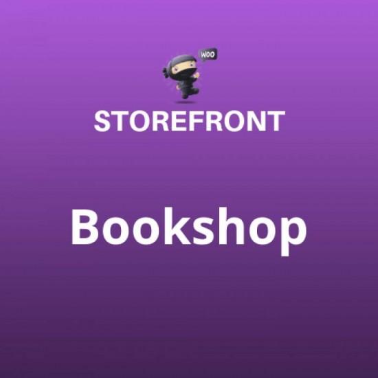 Bookshop Storefront Theme