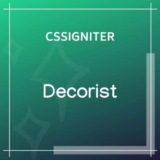 Decorist WordPress Theme