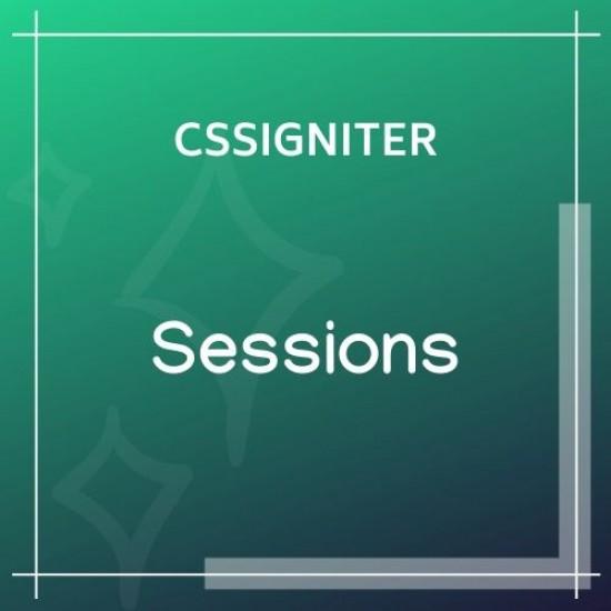 Sessions Wordpress Theme