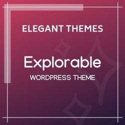 Explorable Elegant Themes