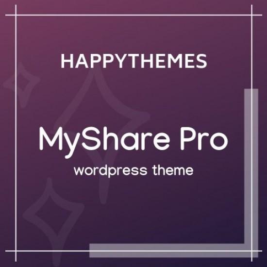 HappyThemes MyShare Pro