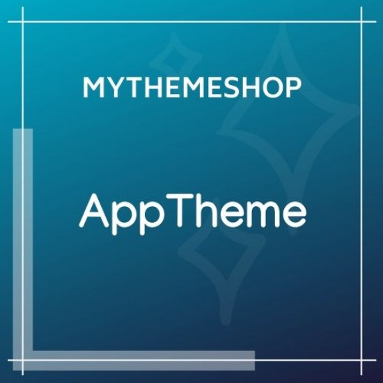 MyThemeShop AppTheme WordPress Theme