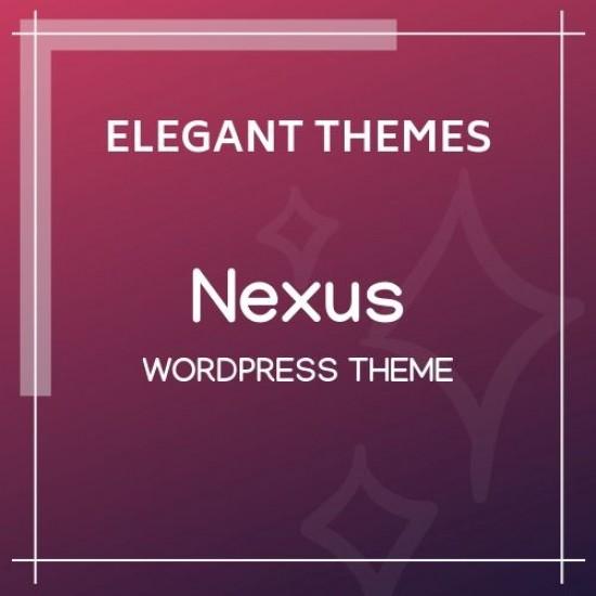 Nexus Elegant Theme