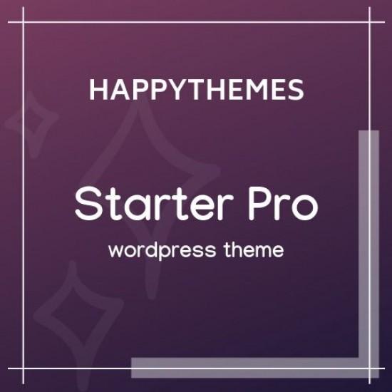 Starter Pro HappyThemes