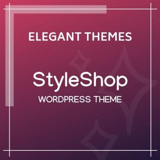 StyleShop Elegant Theme
