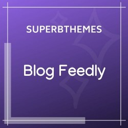 Blog Feedly Theme