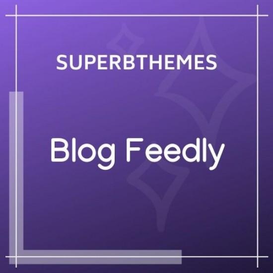 Blog Feedly Theme