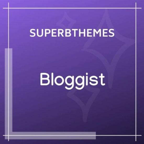 Bloggist Theme