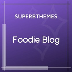 Foodie Blog Theme
