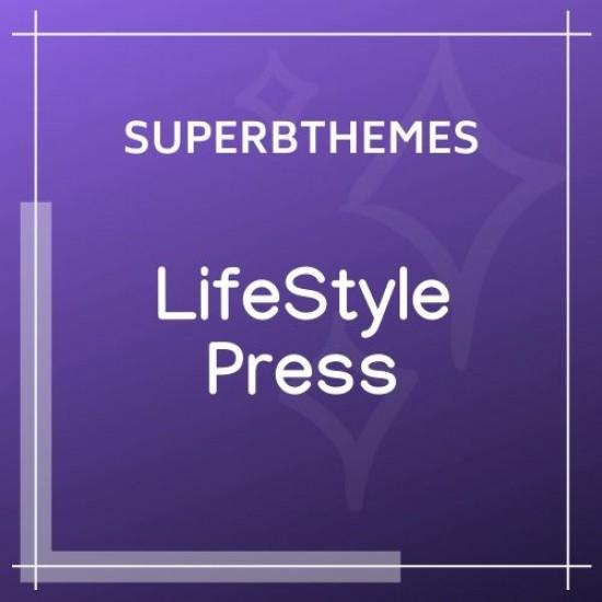 LifeStylePress Theme