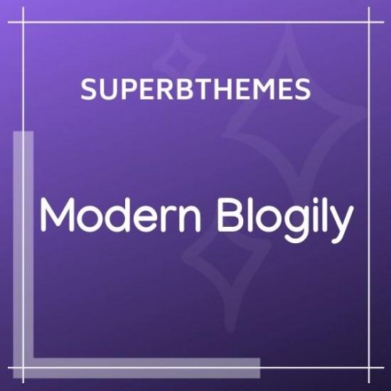 Modern Blogily Theme