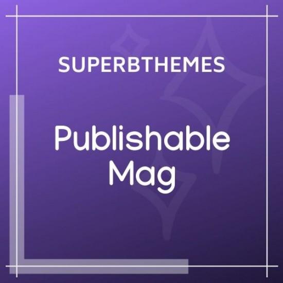 Publishable Mag Theme