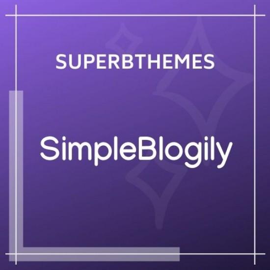 SimpleBlogily Theme