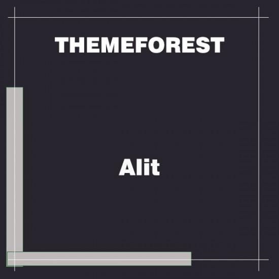 Alit Minimalist Responsive Woocommerce Theme