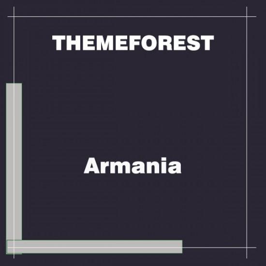 Armania Multipurpose Elementor WooCommerce Theme