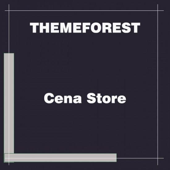Cena Store Multipurpose WooCommerce Theme