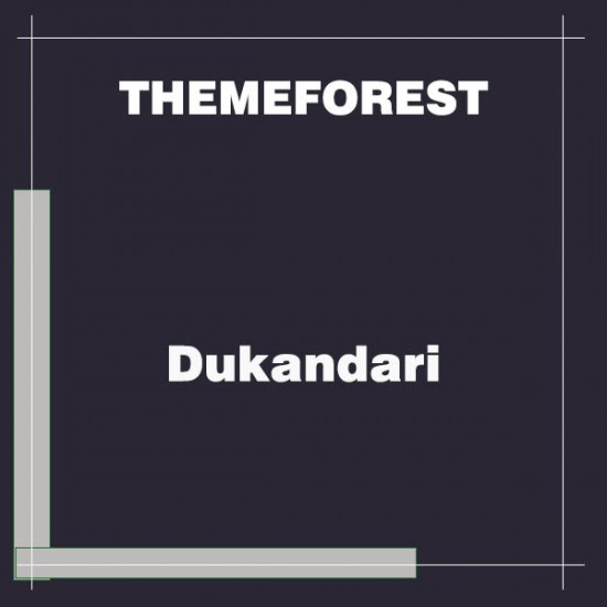Dukandari A Modern, Minimalist eCommerce Theme