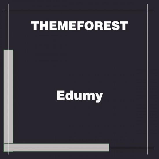 Edumy LMS Online Education Course WordPress Theme