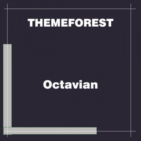 Octavian Creative Multipurpose WordPress Theme