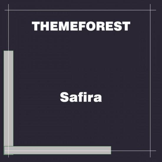 Safira Food & Organic WooCommerce WordPress Theme
