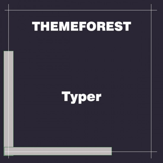 Typer Amazing Blog and Multi Author Publishing Theme